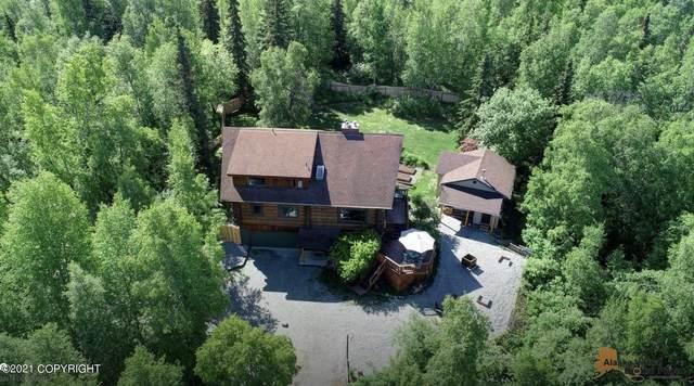 23745 Sleepy Circle, Chugiak, AK 99567 (MLS #21-14309) :: Wolf Real Estate Professionals