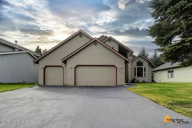 7450 Setter Drive, Anchorage, AK 99502 (MLS #21-14326) :: Team Dimmick