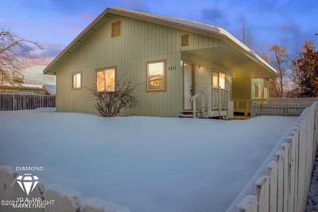 1111 Hyder Street, Anchorage, AK 99501 (MLS #21-1436) :: RMG Real Estate Network | Keller Williams Realty Alaska Group