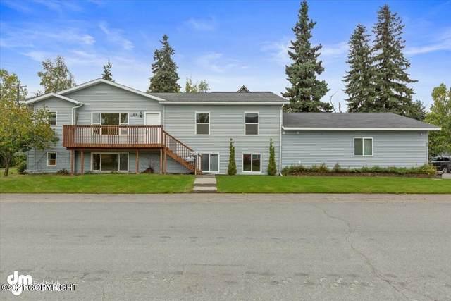 1414 Denali Street, Anchorage, AK 99501 (MLS #21-14360) :: Wolf Real Estate Professionals