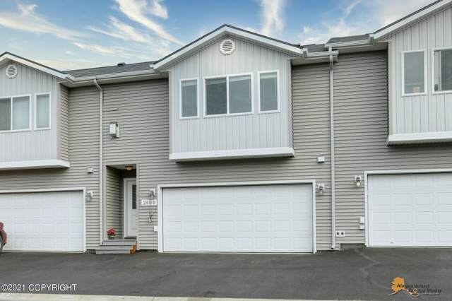 2668 Aspen Heights Loop #32, Anchorage, AK 99508 (MLS #21-14366) :: Wolf Real Estate Professionals