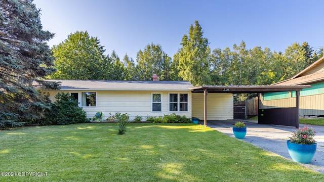 510 W 42nd Avenue, Anchorage, AK 99503 (MLS #21-1439) :: Wolf Real Estate Professionals