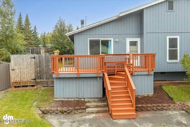 7350 Durenda Circle, Anchorage, AK 99507 (MLS #21-14409) :: Daves Alaska Homes
