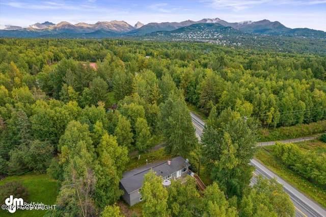 3241 Rabbit Creek Road, Anchorage, AK 99516 (MLS #21-14416) :: Team Dimmick