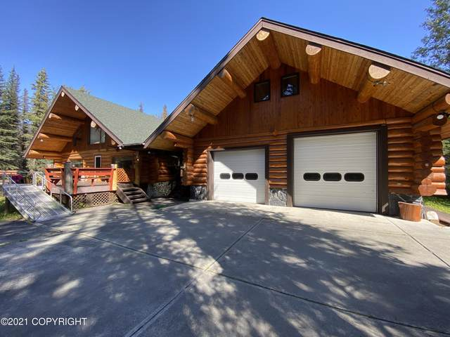 48100 E Moose Run Avenue, Soldotna, AK 99669 (MLS #21-14421) :: Wolf Real Estate Professionals