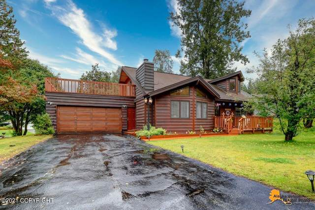 421 Donna Drive, Anchorage, AK 99504 (MLS #21-14453) :: Wolf Real Estate Professionals