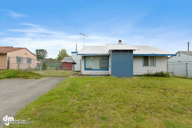 1409 Nunaka Drive, Anchorage, AK 99504 (MLS #21-14461) :: Wolf Real Estate Professionals