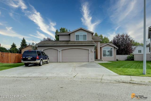 3918 W 37th Court, Anchorage, AK 99517 (MLS #21-14493) :: Wolf Real Estate Professionals