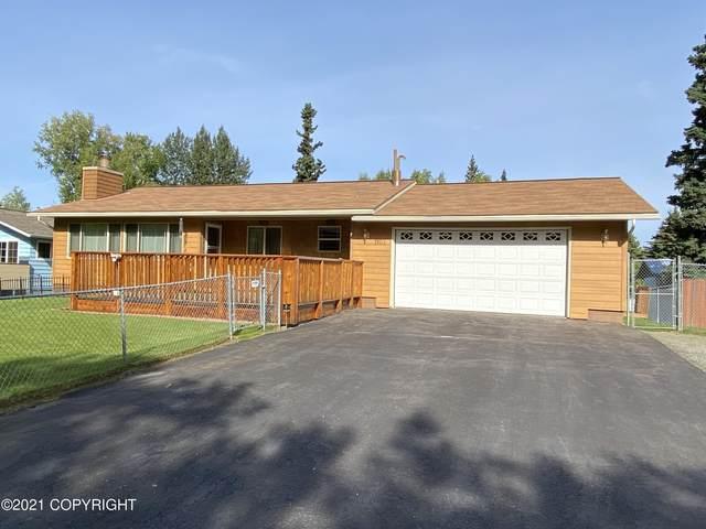 1109 Ramona Street, Anchorage, AK 99515 (MLS #21-14494) :: Daves Alaska Homes