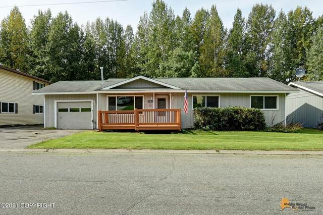 828 Norman Street, Anchorage, AK 99504 (MLS #21-14507) :: Wolf Real Estate Professionals