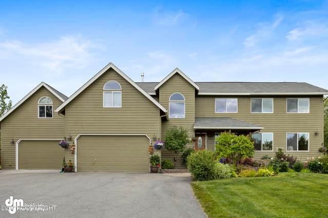 3651 N Charley Drive, Wasilla, AK 99654 (MLS #21-14560) :: Wolf Real Estate Professionals