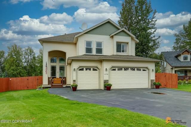 10756 Briggs Cache Circle, Eagle River, AK 99577 (MLS #21-14580) :: Berkshire Hathaway Home Services Alaska Realty Palmer Office