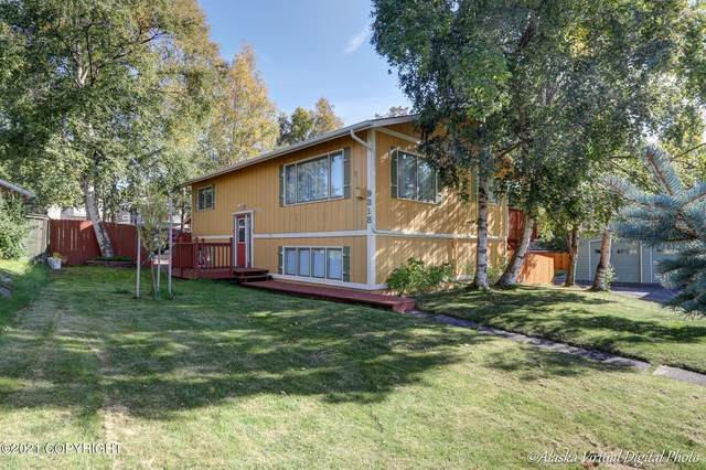 9318 Campbell Terrace Drive, Anchorage, AK 99502 (MLS #21-14589) :: Wolf Real Estate Professionals