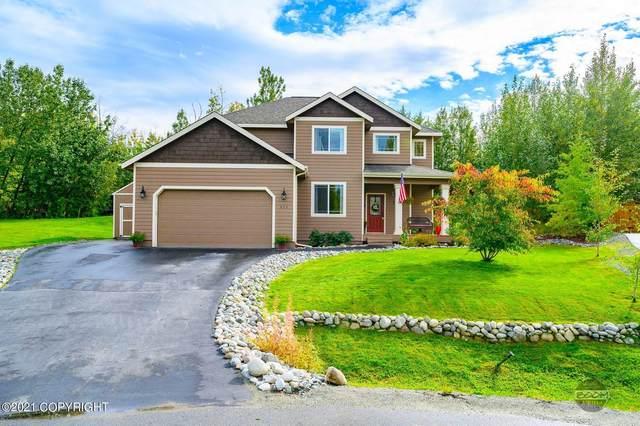 653 N Sandbar Circle, Palmer, AK 99645 (MLS #21-14591) :: Daves Alaska Homes