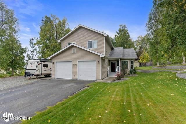 19341 Lupin Street, Chugiak, AK 99567 (MLS #21-14605) :: Daves Alaska Homes