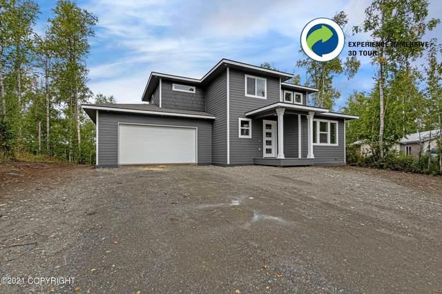 5403 W Birch Harbor Drive, Wasilla, AK 99623 (MLS #21-14611) :: Wolf Real Estate Professionals