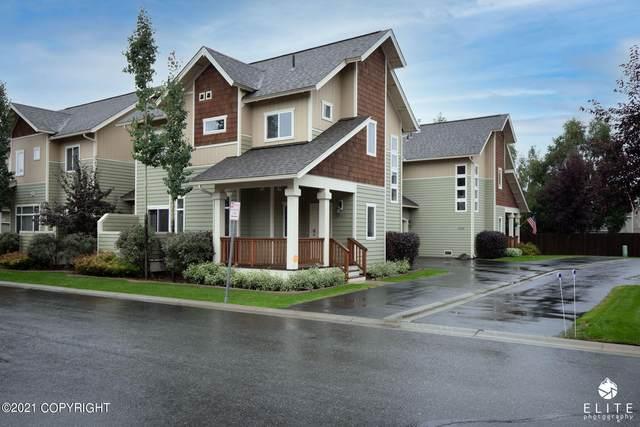1801 Hollybrook Circle #5, Anchorage, AK 99507 (MLS #21-14631) :: RMG Real Estate Network | Keller Williams Realty Alaska Group
