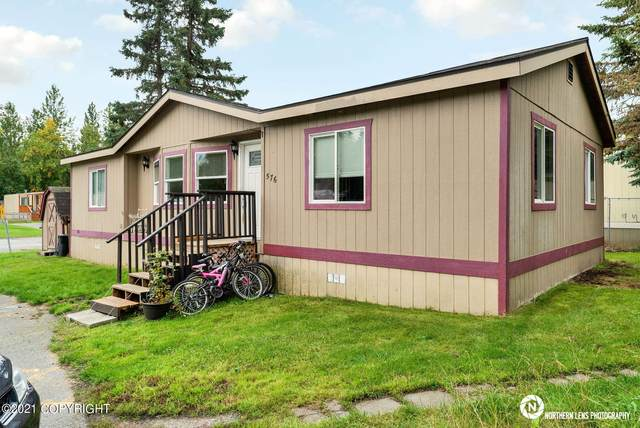 2221 Muldoon Road #576, Anchorage, AK 99504 (MLS #21-14689) :: Wolf Real Estate Professionals
