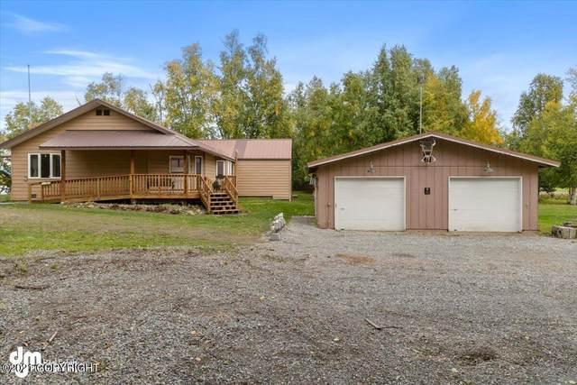 2721 E Odsather Circle, Wasilla, AK 99654 (MLS #21-14720) :: Daves Alaska Homes