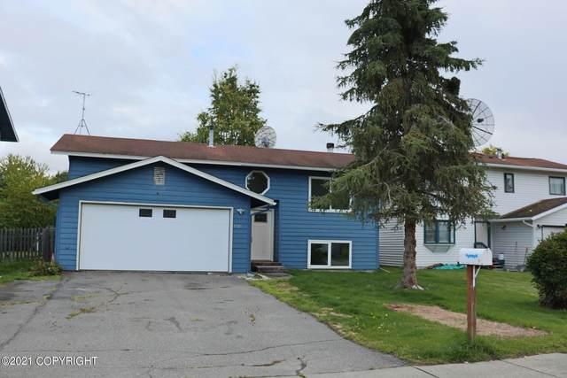 8521 Gordon Circle, Anchorage, AK 99507 (MLS #21-14748) :: Daves Alaska Homes