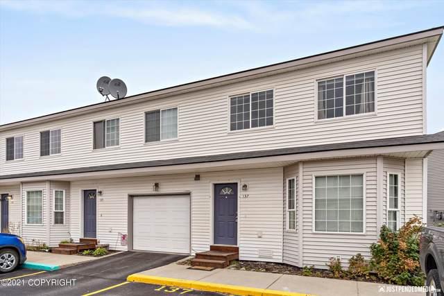 137 Rusty Allen Place #50, Anchorage, AK 99504 (MLS #21-14763) :: Daves Alaska Homes