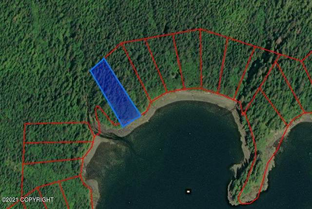 Lot 1, East Salmonberry Subdivision, Ketchikan, AK 99901 (MLS #21-14789) :: Wolf Real Estate Professionals