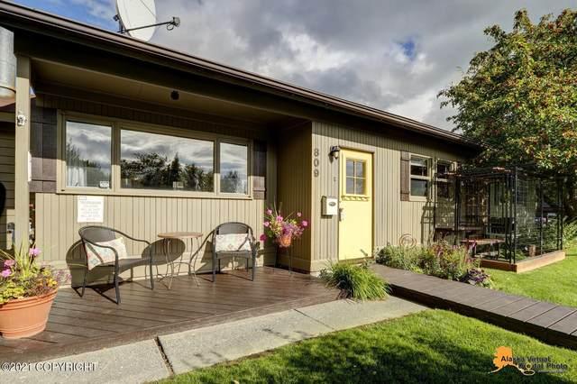 809 W 16th Avenue, Anchorage, AK 99501 (MLS #21-14805) :: RMG Real Estate Network | Keller Williams Realty Alaska Group