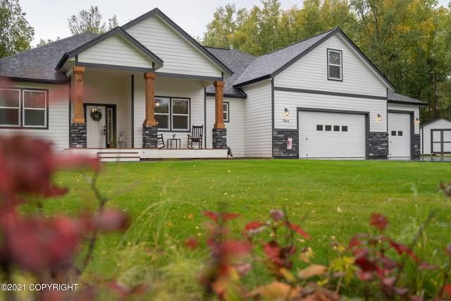 7044 N Polar Lights Road, Palmer, AK 99645 (MLS #21-14824) :: Daves Alaska Homes