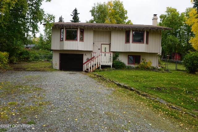 12841 Lupine Road, Anchorage, AK 99516 (MLS #21-14828) :: Team Dimmick