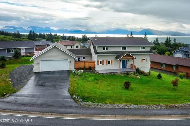 855 Soundview Avenue, Homer, AK 99603 (MLS #21-14833) :: Berkshire Hathaway Home Services Alaska Realty Palmer Office