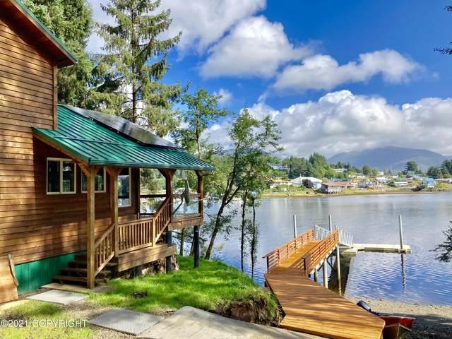 L1 Snug Harbor, Klawock, AK 99925 (MLS #21-14862) :: Wolf Real Estate Professionals