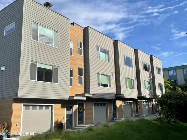 727 O Street #5, Anchorage, AK 99501 (MLS #21-14894) :: Daves Alaska Homes