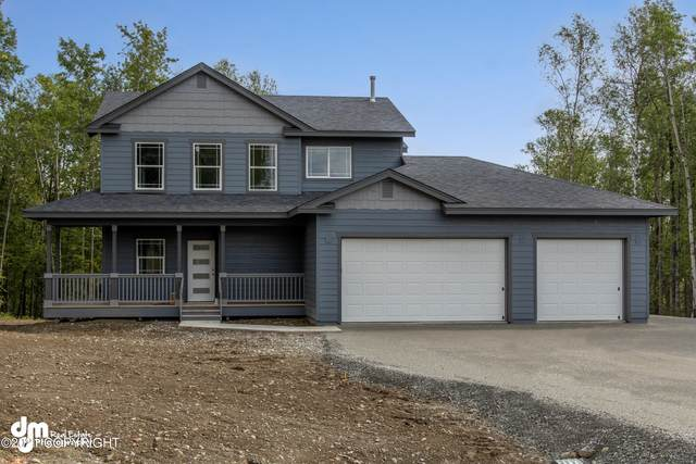 8922 E Strawberry Circle, Palmer, AK 99645 (MLS #21-14905) :: Wolf Real Estate Professionals