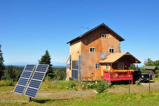 14985 Jesses Trail, Ninilchik, AK 99639 (MLS #21-14906) :: Wolf Real Estate Professionals