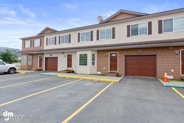 194 Matthew Paul Way #3, Anchorage, AK 99504 (MLS #21-14937) :: Wolf Real Estate Professionals