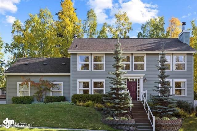 13000 Montego Circle, Anchorage, AK 99516 (MLS #21-14952) :: Team Dimmick