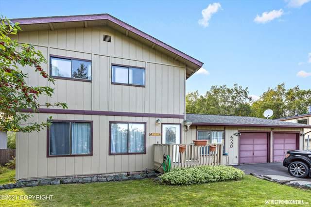 4550 Edinburgh Drive, Anchorage, AK 99502 (MLS #21-14956) :: Wolf Real Estate Professionals