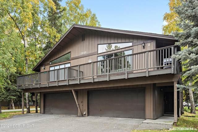 7219 Foxridge Circle #2, Anchorage, AK 99518 (MLS #21-14960) :: Wolf Real Estate Professionals