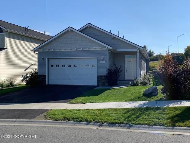 8993 Dry Creek Loop #36, Anchorage, AK 99502 (MLS #21-14963) :: Wolf Real Estate Professionals