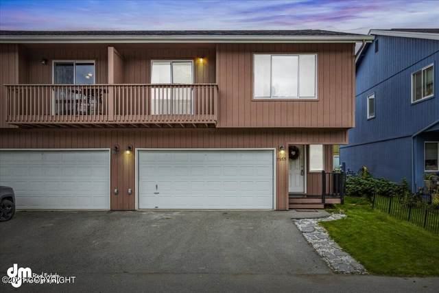 7965 Normanshire Court #125, Anchorage, AK 99504 (MLS #21-15012) :: Wolf Real Estate Professionals