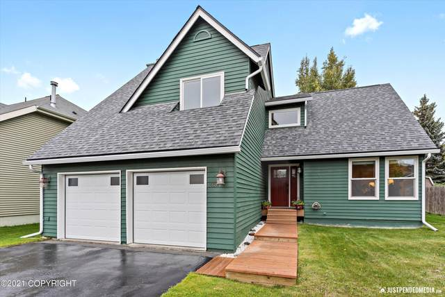 10501 Constitution Street, Anchorage, AK 99515 (MLS #21-15039) :: Berkshire Hathaway Home Services Alaska Realty Palmer Office