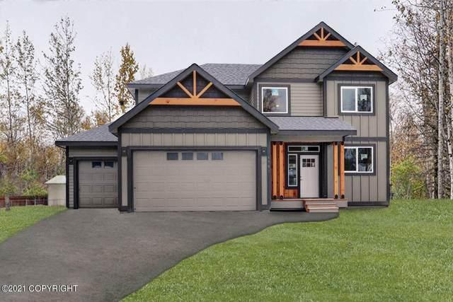 9120 E Alpine View Drive, Palmer, AK 99645 (MLS #21-15054) :: Wolf Real Estate Professionals