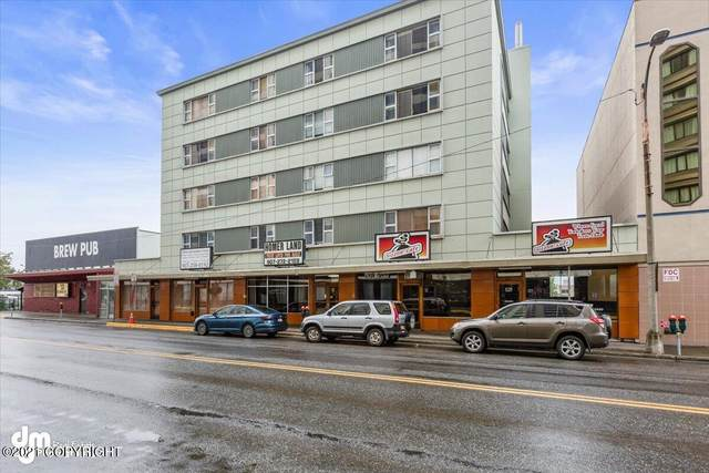 525 W 3rd Avenue #604, Anchorage, AK 99501 (MLS #21-15059) :: Wolf Real Estate Professionals