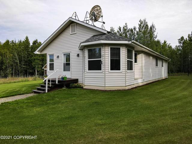 2460 Nistler Road, Delta Junction, AK 99737 (MLS #21-15060) :: RMG Real Estate Network | Keller Williams Realty Alaska Group