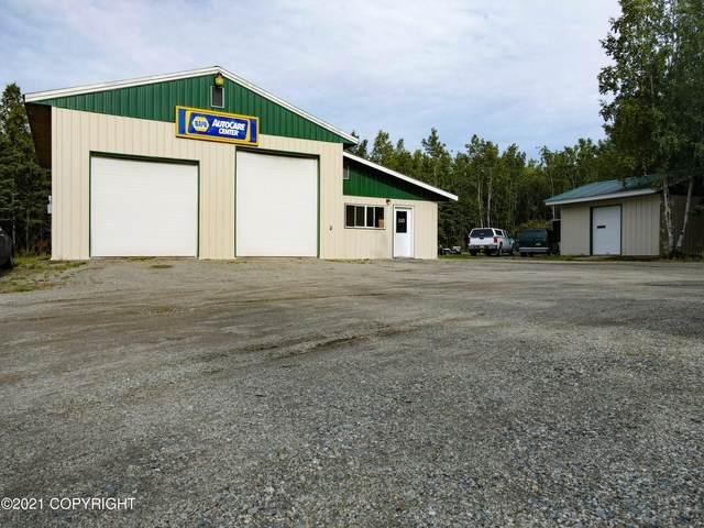 3460 Nistler Road, Delta Junction, AK 99737 (MLS #21-15064) :: Wolf Real Estate Professionals