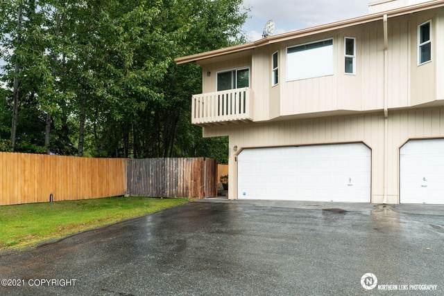 9050 Dewberry Street #15, Anchorage, AK 99502 (MLS #21-15107) :: Berkshire Hathaway Home Services Alaska Realty Palmer Office