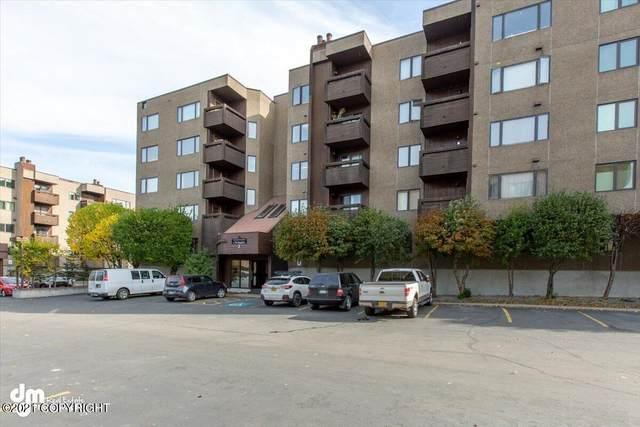 1170 Denali Street #D437, Anchorage, AK 99501 (MLS #21-15137) :: Wolf Real Estate Professionals