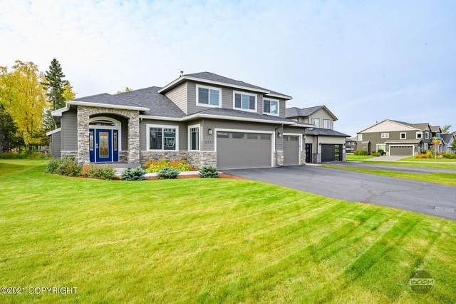4087 Chiniak Bay Drive, Anchorage, AK 99515 (MLS #21-15143) :: Wolf Real Estate Professionals