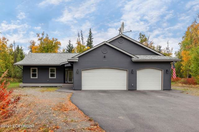 4145 N Forestwood Drive, Palmer, AK 99645 (MLS #21-15161) :: Wolf Real Estate Professionals