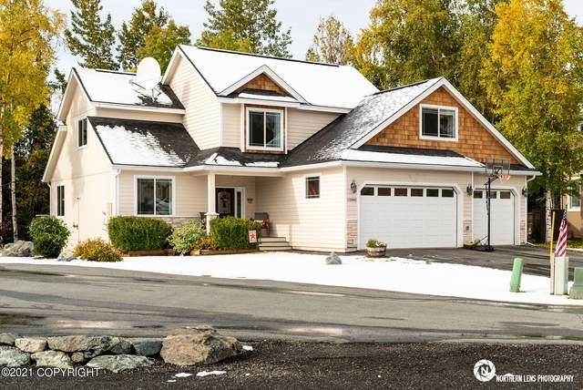 12880 Rosser Drive, Eagle River, AK 99577 (MLS #21-15162) :: Wolf Real Estate Professionals